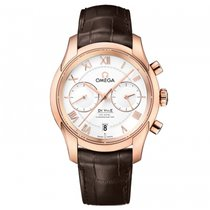 Omega De Ville Co-Axial 431.53.42.51.02.001 new