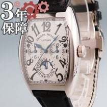 Franck Muller White gold 36mm Automatic 7880MBLDT pre-owned