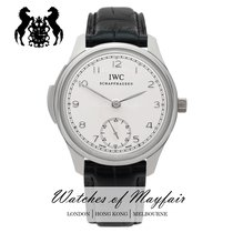 IWC Portuguese Minute Repeater IW544901 nouveau