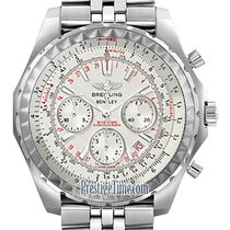 Breitling Bentley Motors Steel 47.8mm Silver United States of America, New York, Airmont