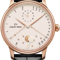 Jaquet-Droz Rose gold Automatic Champagne 43mm new Astrale