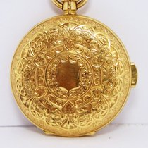 Favre-Leuba Antique Swiss 18k Gold MINUTE REPEATER Pocket Watch