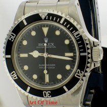 Rolex 5513  Crazed Dial vintage Submariner Full Set