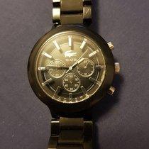 Lacoste Bornei Black Chronograph Men's Watch 2010770