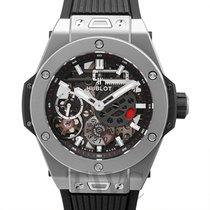Hublot Big Bang Meca-10 neu Handaufzug Uhr mit Original-Box und Original-Papieren 414.NI.1123.RX