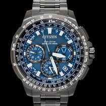 Citizen Blue new Promaster Sky