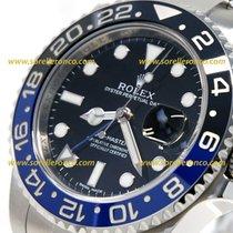 Rolex GMT Master II 116710blnr GMT 2 Blu e Nero