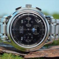 Zenith El Primero Chronomaster Moonphase von 2010, Stahlband,...