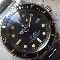 Rolex 1983 Stunning patina Last Batch Great White Seadweller 1665