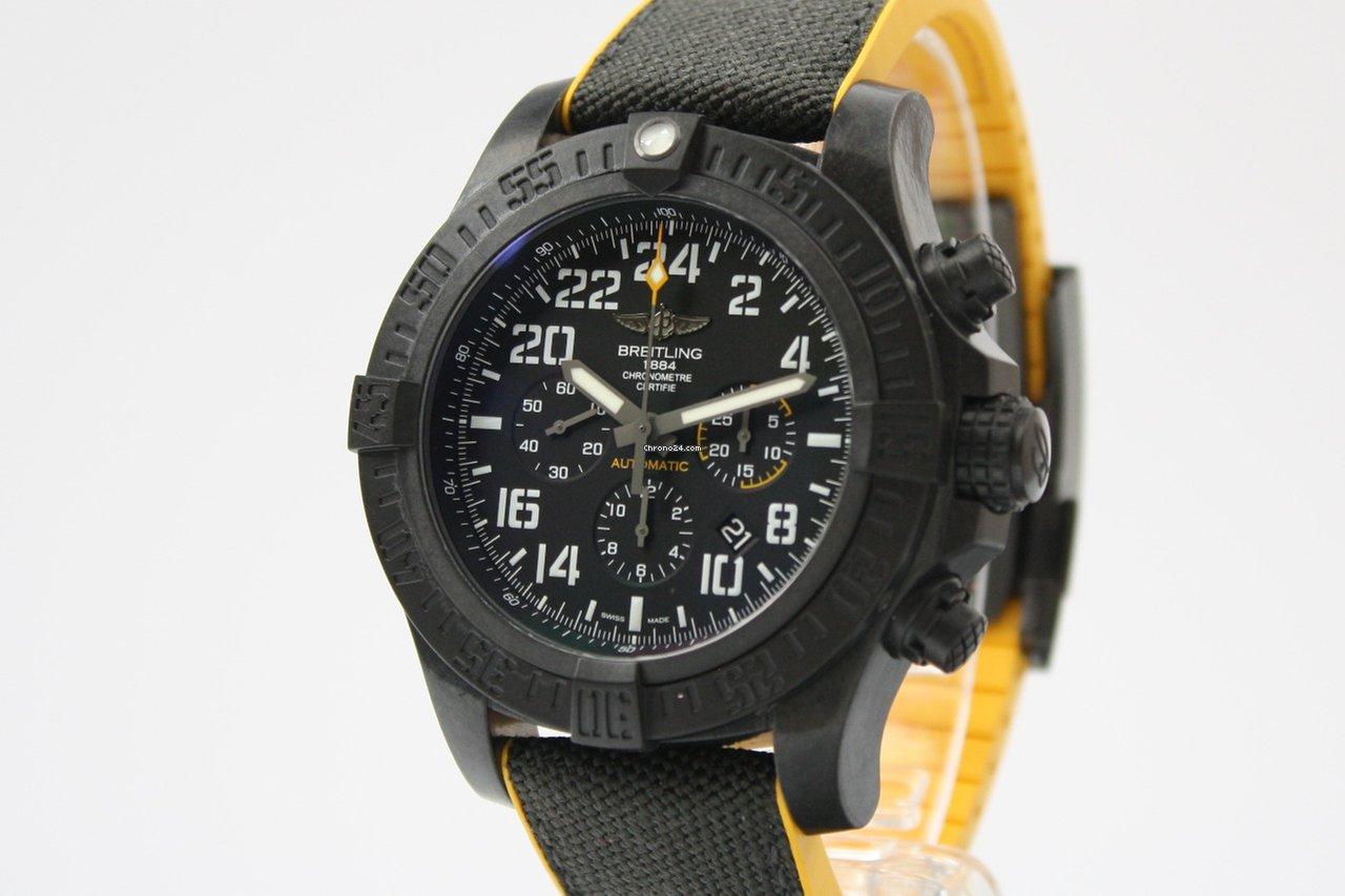 e5f29c6a430 Comprar relógio Breitling Avenger