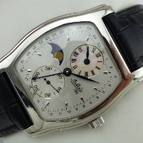 DuBois 1785 33mm Manual winding pre-owned Silver