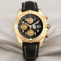 Breitling Chronomat Evolution K13356 18k Yellow Gold no. 4 of 40