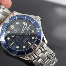 Omega 2221.80.00 Stahl Seamaster Diver 300 M 41mm