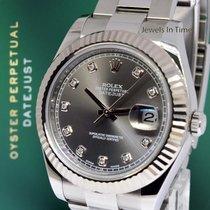 Rolex Datejust II tweedehands 41mm Staal