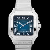 Cartier Santos (submodel) WSSA0013 new