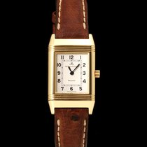 Jaeger-LeCoultre Reverso Lady Yellow gold 33mm Silver