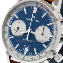 Hamilton Intra-Matic H38416541 HAMILTON Classic Acciaio Bianco Blu Marrone 40mm 2020 new