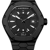 Dietrich Steel Automatic TC-1 PVD BLACK new