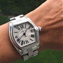 까르띠에 로드스터 W62025V3 2004 중고시계