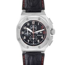 Audemars Piguet Royal Oak Offshore Steel 48mm Black Arabic numerals