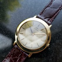 Omega Very good Yellow gold 31mm Manual winding