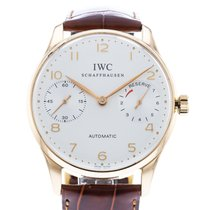 IWC Portuguese (submodel) IW5000-04 pre-owned