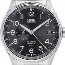 Oris Big Crown ProPilot GMT nov Automatika Sat s originalnom kutijom 01 748 7710 4063-07 8 22 19
