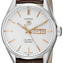 TAG Heuer Carrera Calibre 5 41mm White United States of America, California, Los Angeles