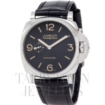 Panerai Luminor Due Aço 45mm Preto