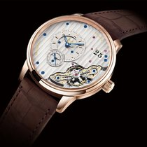 Glashütte Original PanoMaticInverse Red gold 42mm Silver No numerals United States of America, Florida, Miami