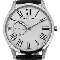 Zenith Elite Ultra Thin 03.2010.681/11.C493 new