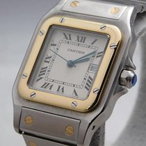 Cartier Santos (submodel) 29mm White United States of America, Michigan, Warren