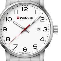 Wenger Otel 42mm Cuart 01.1641.104 nou