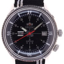 Orient pre-owned 42mm Black