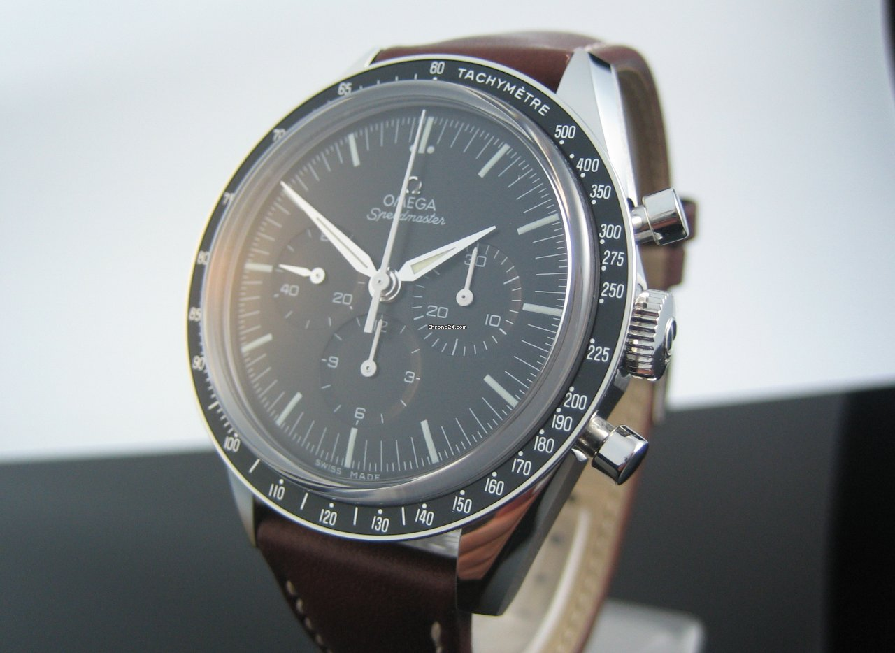 "Omega Speedmaster Moonwatch ""First Omega in Space"" for ..."