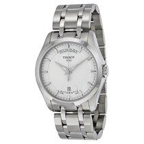 Tissot Men's T035.407.11.031.00 T-Classic Couturier Watch