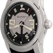 Blancpain L-Evolution Steel 43.5mm Arabic numerals United States of America, Texas, Dallas