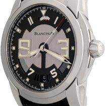 Blancpain L-Evolution Steel 43.5mm Arabic numerals