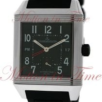 Jaeger-LeCoultre Reverso Squadra Hometime Steel 35mm Black Arabic numerals United States of America, New York, New York