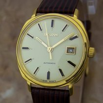 Bulova M8 1960s Swiss Made Mens Vintage Automatic Gold Plated...