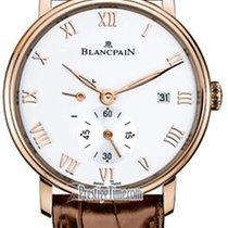 Blancpain Villeret Small Seconds Date & PowerReserve