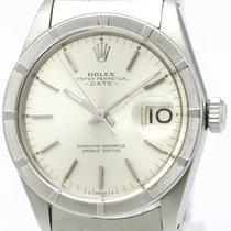 ロレックス (Rolex) Oyster Perpetual Date 1501 Steel Automatic Mens...