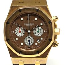 Audemars Piguet Royal Oak Sachin Tendulkar Chronograph