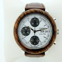 Locman Chronograph 40mm Automatic pre-owned White