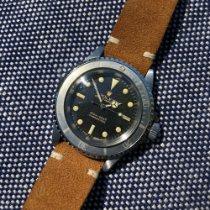 Rolex Vintage Rolex Submariner 5513 Gilt Meters First Bart...