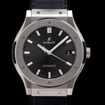 Hublot Classic Fusion Racing Grey new Automatic Watch with original box and original papers 511.NX.7071.LR