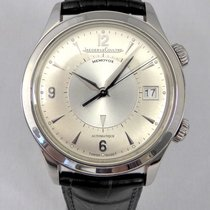 Jaeger-LeCoultre 40mm Automatic 2014 pre-owned Master Memovox Silver