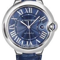 Cartier Ballon Bleu 42mm new Automatic Watch with original box
