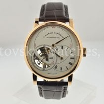 A. Lange & Söhne Richard Lange Rose gold 41.9mm Silver United States of America, California, Beverly Hills