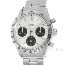 "Rolex Daytona Silver Dial Stainless Steel 37MM ""2.6 Mill Series"""